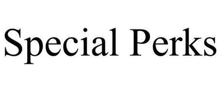 SPECIAL PERKS