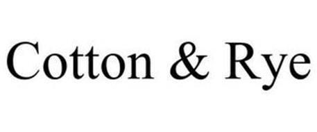 COTTON & RYE