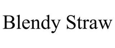 BLENDY STRAW