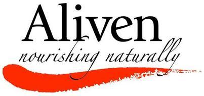 ALIVEN NOURISHING NATURALLY