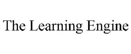 THE LEARNING ENGINE