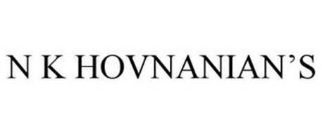 N K HOVNANIAN'S