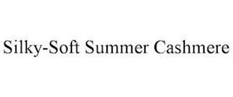 SILKY-SOFT SUMMER CASHMERE
