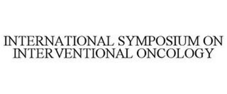 INTERNATIONAL SYMPOSIUM ON INTERVENTIONAL ONCOLOGY