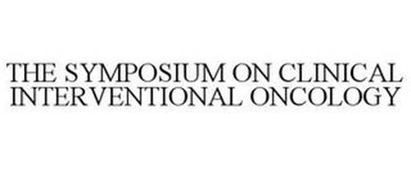 THE SYMPOSIUM ON CLINICAL INTERVENTIONAL ONCOLOGY