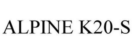 ALPINE K20-S