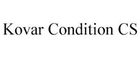 KOVAR CONDITION CS