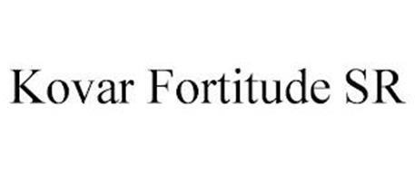 KOVAR FORTITUDE SR