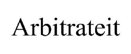 ARBITRATEIT
