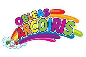 MI DULCE MEXICO OBLEAS ARCOIRIS