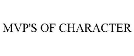 MVP'S OF CHARACTER