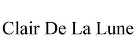 CLAIR DE LA LUNE