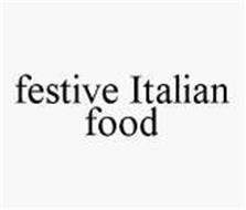 FESTIVE ITALIAN FOOD