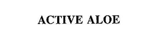 ACTIVE ALOE
