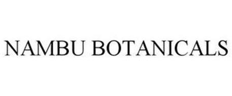 NAMBU BOTANICALS