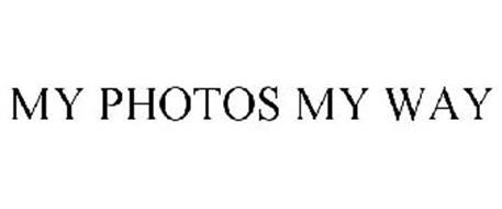 MY PHOTOS MY WAY