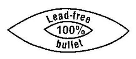 100% LEAD-FREE BULLET