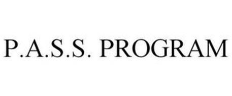 P.A.S.S. PROGRAM