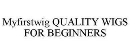 MYFIRSTWIG QUALITY WIGS FOR BEGINNERS