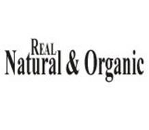 REAL NATURAL & ORGANIC