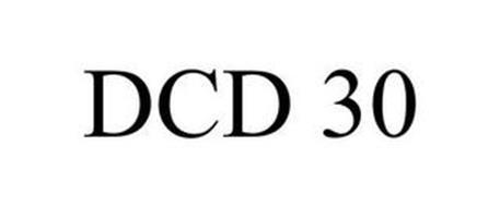DCD 30