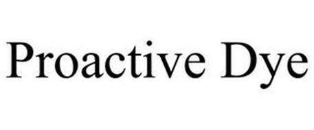 PROACTIVE DYE