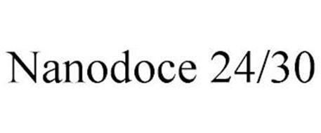 NANODOCE 24/30