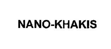 NANO-KHAKIS