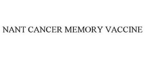 NANT CANCER MEMORY VACCINE