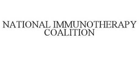 NATIONAL IMMUNOTHERAPY COALITION
