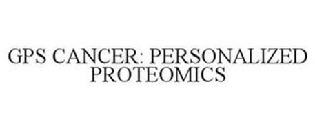 GPS CANCER: PERSONALIZED PROTEOMICS
