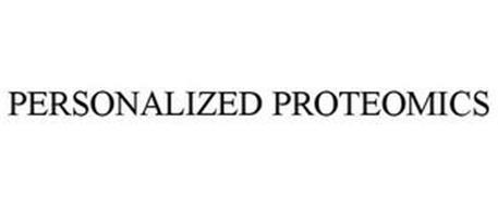 PERSONALIZED PROTEOMICS