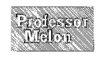 PROFESSOR MELON