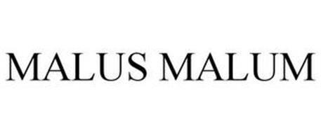 MALUS MALUM
