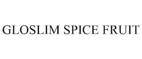 GLOSLIM SPICE FRUIT