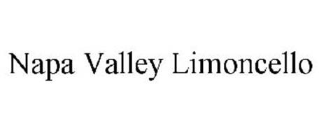 NAPA VALLEY LIMONCELLO