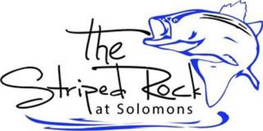 THE STRIPED ROCK AT SOLOMONS