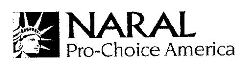 NARAL PRO-CHOICE AMERICA Trademark of NARAL PRO-CHOICE ...