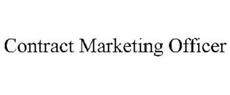 CONTRACT MARKETING OFFICER