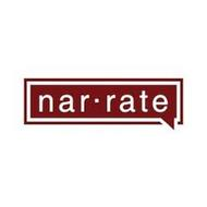 NAR·RATE