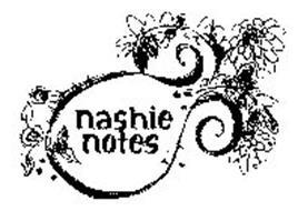 NASHIE NOTES