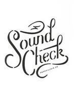 SOUND CHECK NASHVILLAIN . CO
