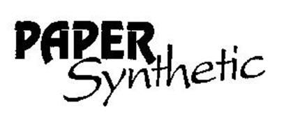 PAPER SYNTHETIC