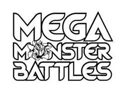 MEGA MONSTER BATTLES