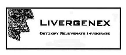 LIVERGENEX DETOXIFY REJUVENATE INVIGORATE