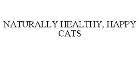 NATURALLY HEALTHY, HAPPY CATS