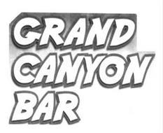 GRAND CANYON BAR
