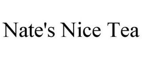 NATE'S NICE TEA