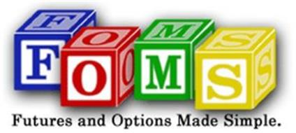 FOMS FUTURES AND OPTIONS MADE SIMPLE