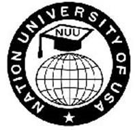 NATION UNIVERSITY OF USA NUU